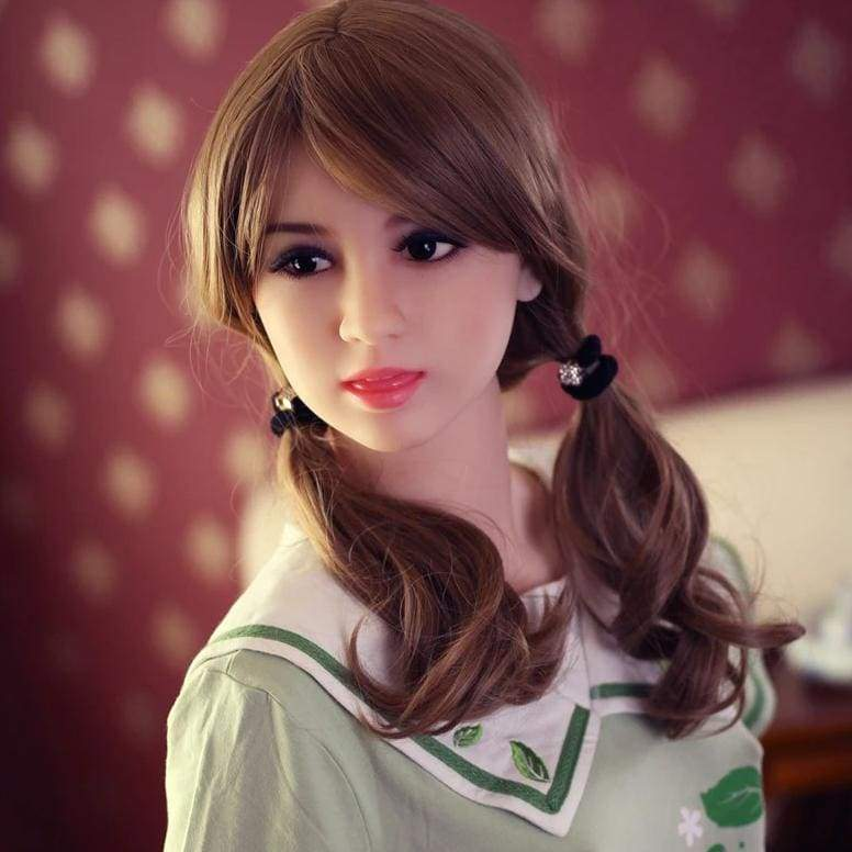 155cm (5.09ft) Flat Chest Sex Doll DP19121702 Miharu - Hot Sale