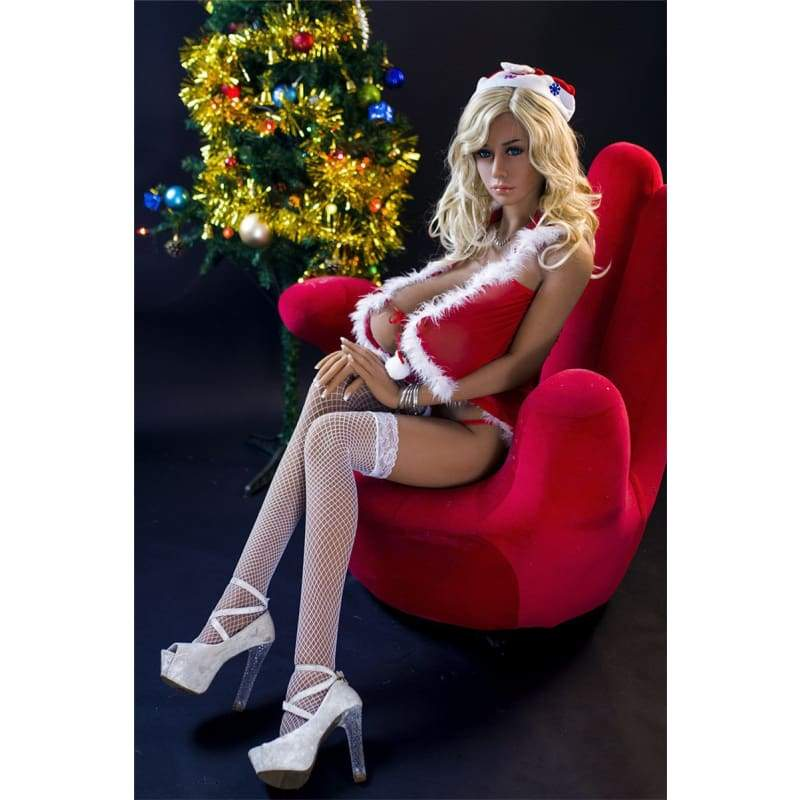 156cm (5.12ft) Huge Breast Sex Doll Christmas Girl DW19061044 Hebe - Hot Sale