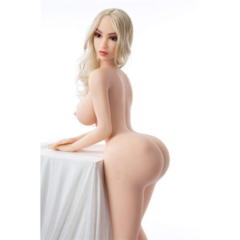 157cm (5.15ft) Chubby Ass Big Breast Sex Doll EB19081330 - Hot Sale