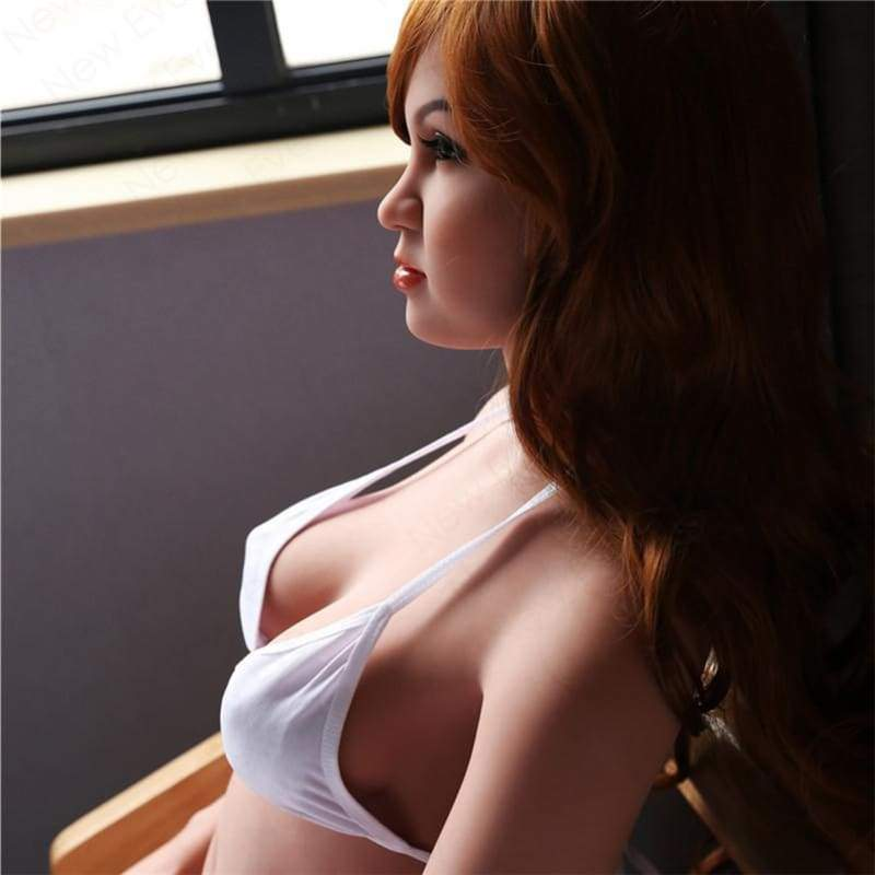 158cm (5.18ft) Small Breast Pregnant Red Head Sex Doll DW19061039 Mabel - Hot Sale