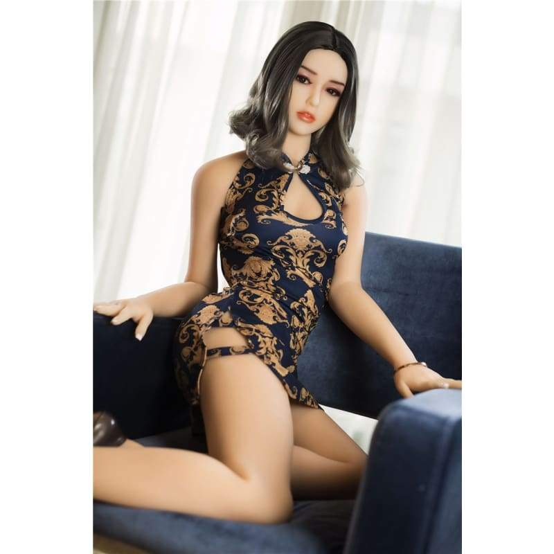 160cm (5.25ft ) Small Boobs Sex Doll E19081240 - Hot Sale