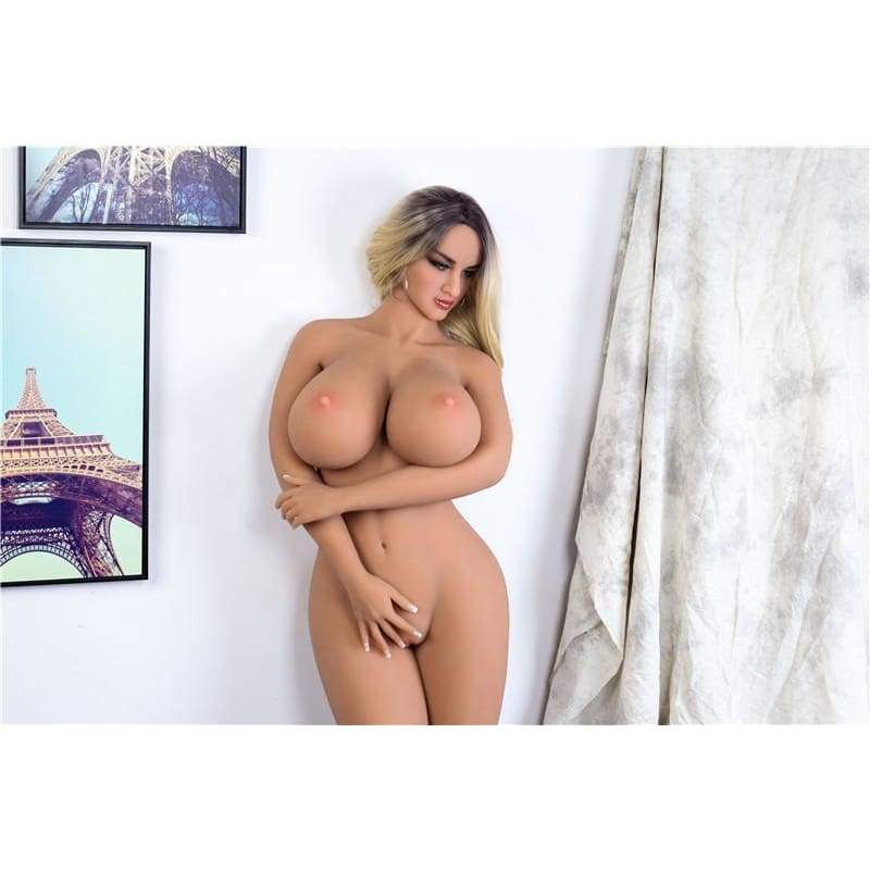162cm ( 5.31ft ) Big Breast Chubby Big Ass Sex Doll E19081221 - Hot Sale