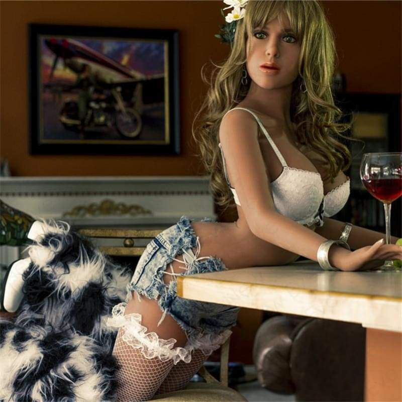 165cm (5.41ft) Big Boom Sex Doll DW19061009 Arden - Vânzare la cald