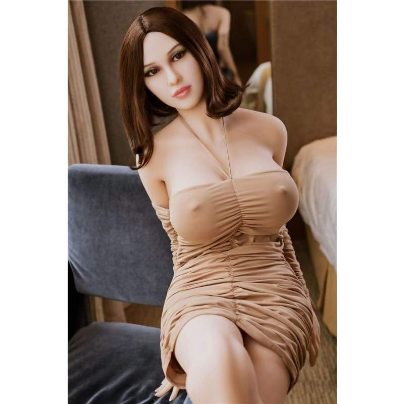 165cm ( 5.41ft ) Big Breast Sex Doll E19081204 - Hot Sale
