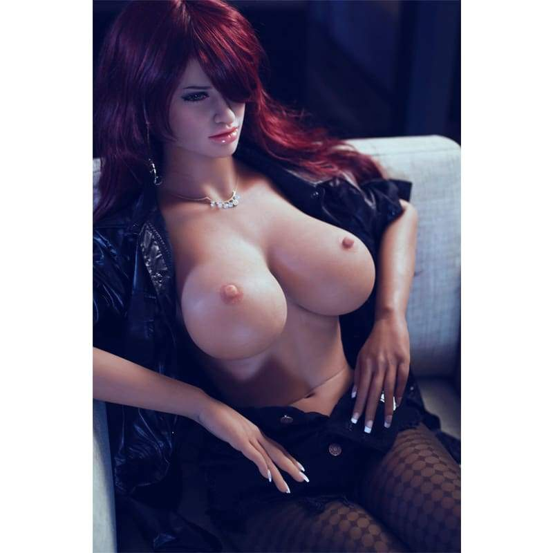 165cm (5.41ft) Big Breast Sex Doll Red Head DW19061025 Riva - Hot Sale