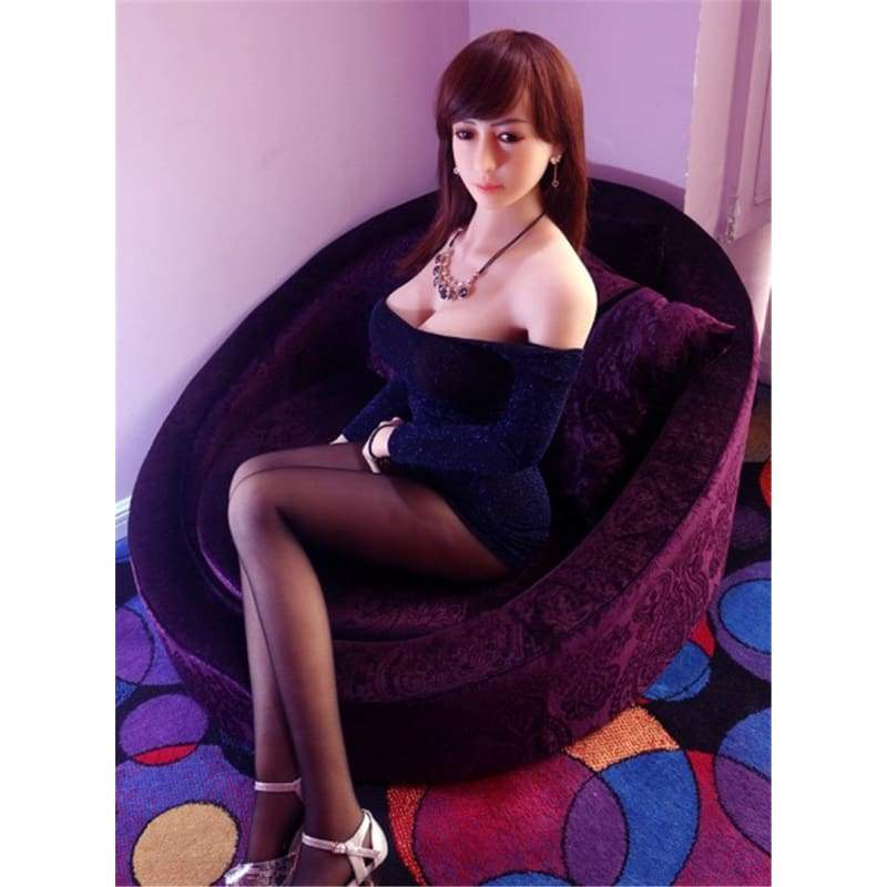 165cm ( 5.41ft ) Medium Breast Sex Doll EC19082301 - Hot Sale