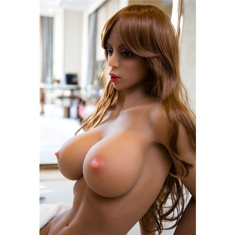 166cm ( 5.45ft ) Big Breast Sex Doll Christmas Girl EB19081310 - Hot Sale