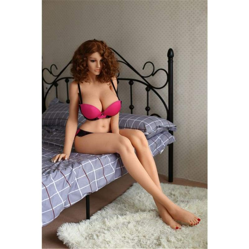 170cm ( 5.58ft ) Big Breast Red Head Sex Doll CB19061221 Lydia - Hot Sale