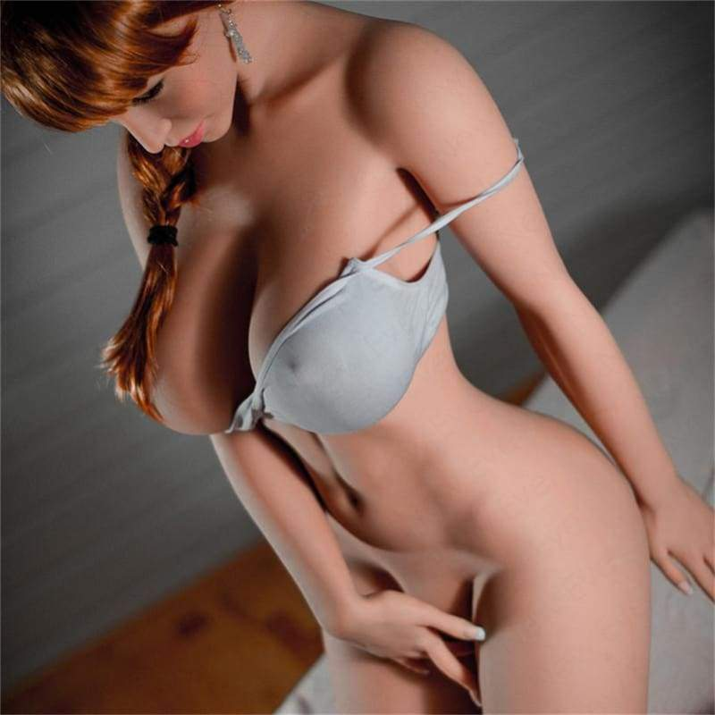 170cm (5.58ft) Big Tits Red Head Sex Doll DW19061038 Annabelle - Hot Sale