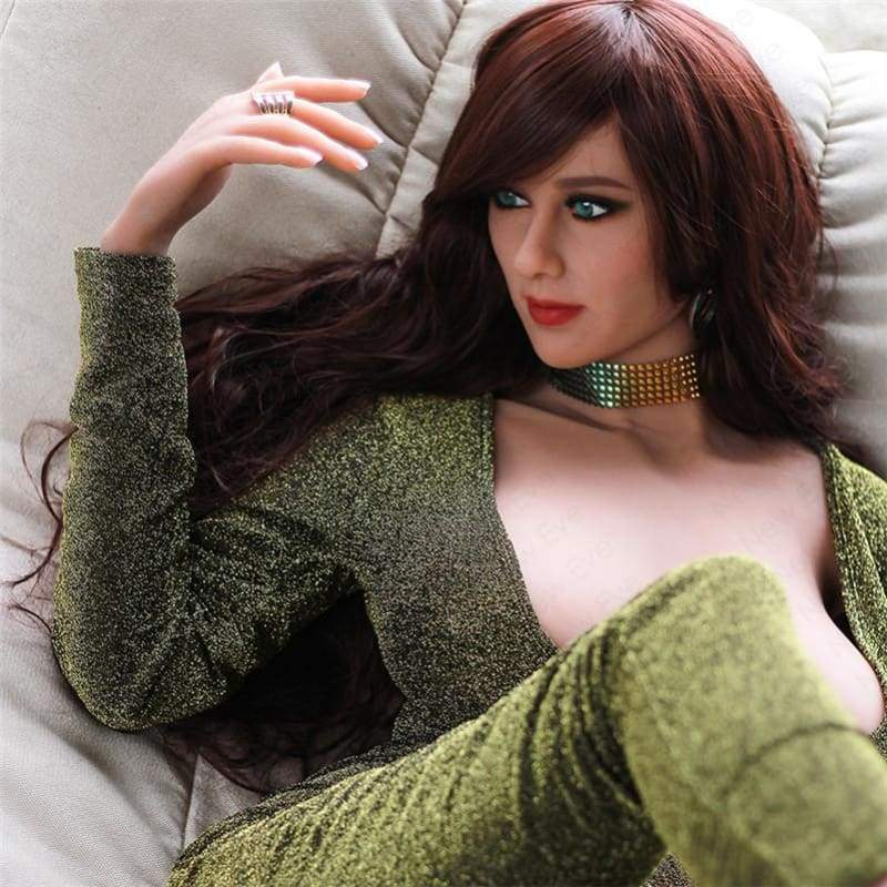 171cm ( 5.61ft ) Big Chest Exotic Girl Red Head Aristocrat Sex Doll DQ19052019 Karen - Best Love Sex Doll