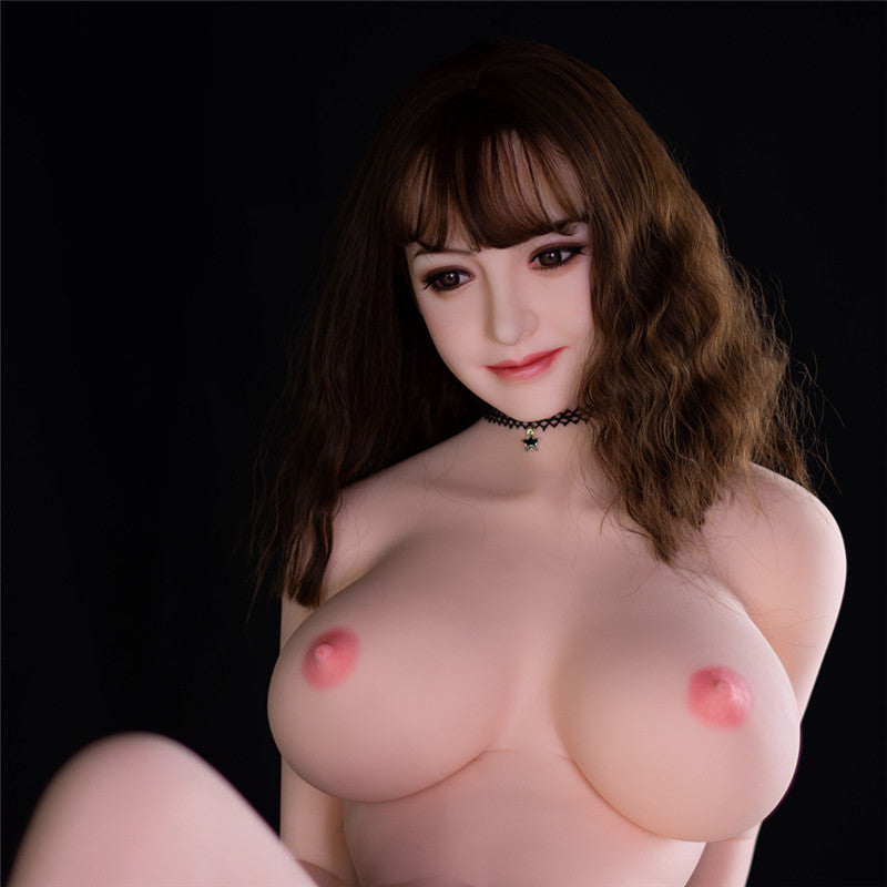158cm (5.18ft) Big Breast Sex Doll DR19092702 Alessia