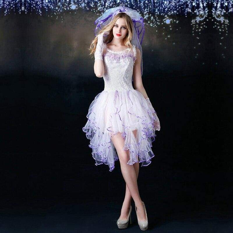 Bride II - Fairy Wedding Dress Sexy Costume For Woman