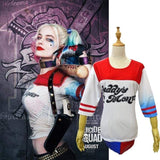 Harley Quinn Suicide Squad - Cosplay Full Set Accessories With Baseball Bat