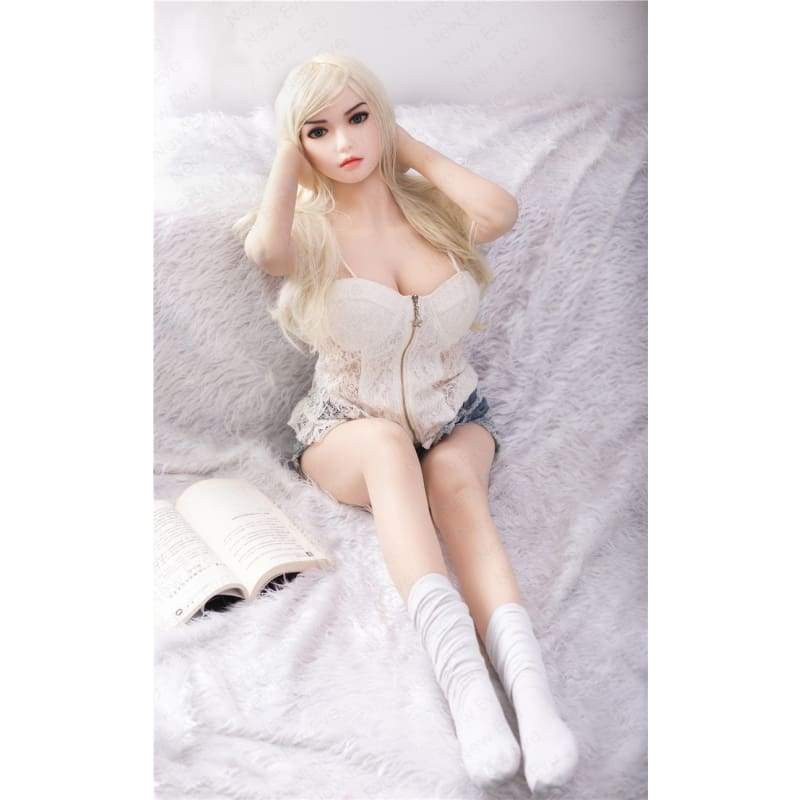 Lifelike Sex Doll with Big Breast Blonde Beauty CK19060417 Ivana - Best Love Sex Doll