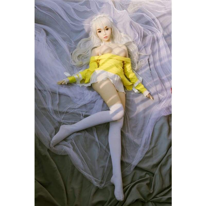 Silicone Realistic Doll For Sex Small Breast Cosplay Girl CK19060411 Naoko - Best Love Sex Doll