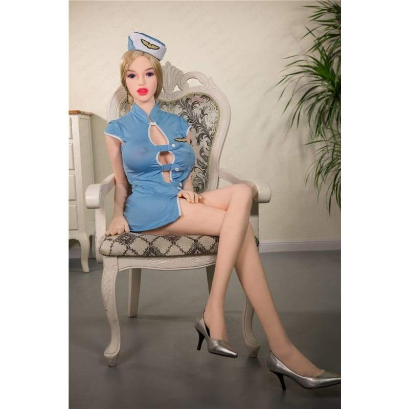 Silicone Sex Dolls Blonde Beauty with Big Boom AK19060406 Agatha - Best Love Sex Doll