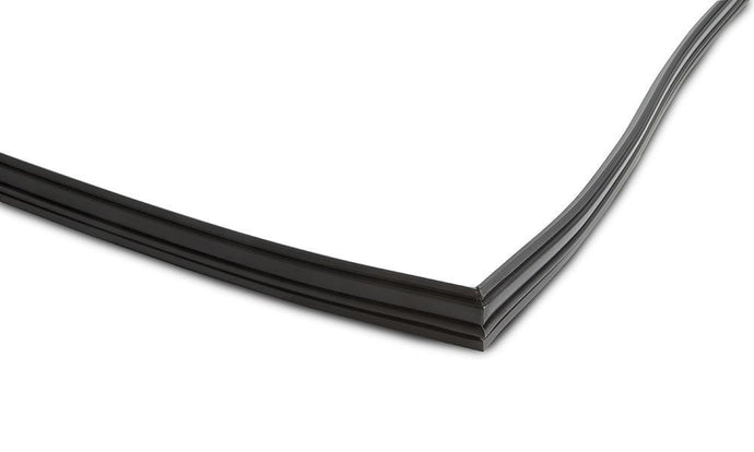 Gasket, TR2 Models, Narrow, Black, 24 1/4