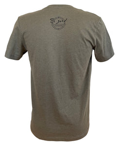 Be Good Shirt Men's- Khaki Green