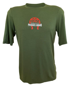 Rebecca's Private Idaho Trail Tee- Men's