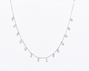 Bebe Charm necklace