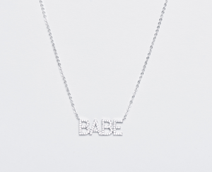 Babe Necklace