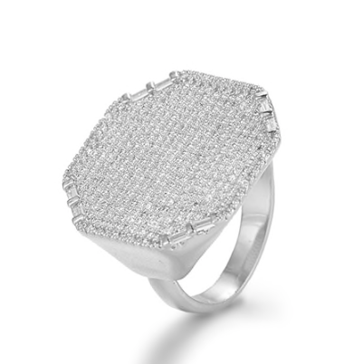 Harper Statement Ring