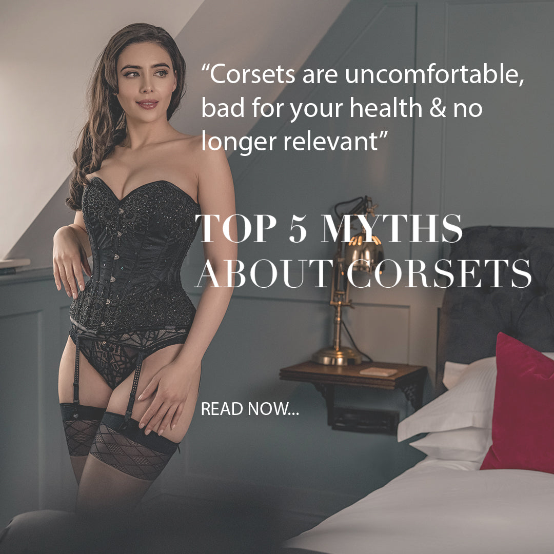 Top 5 myths about corsets