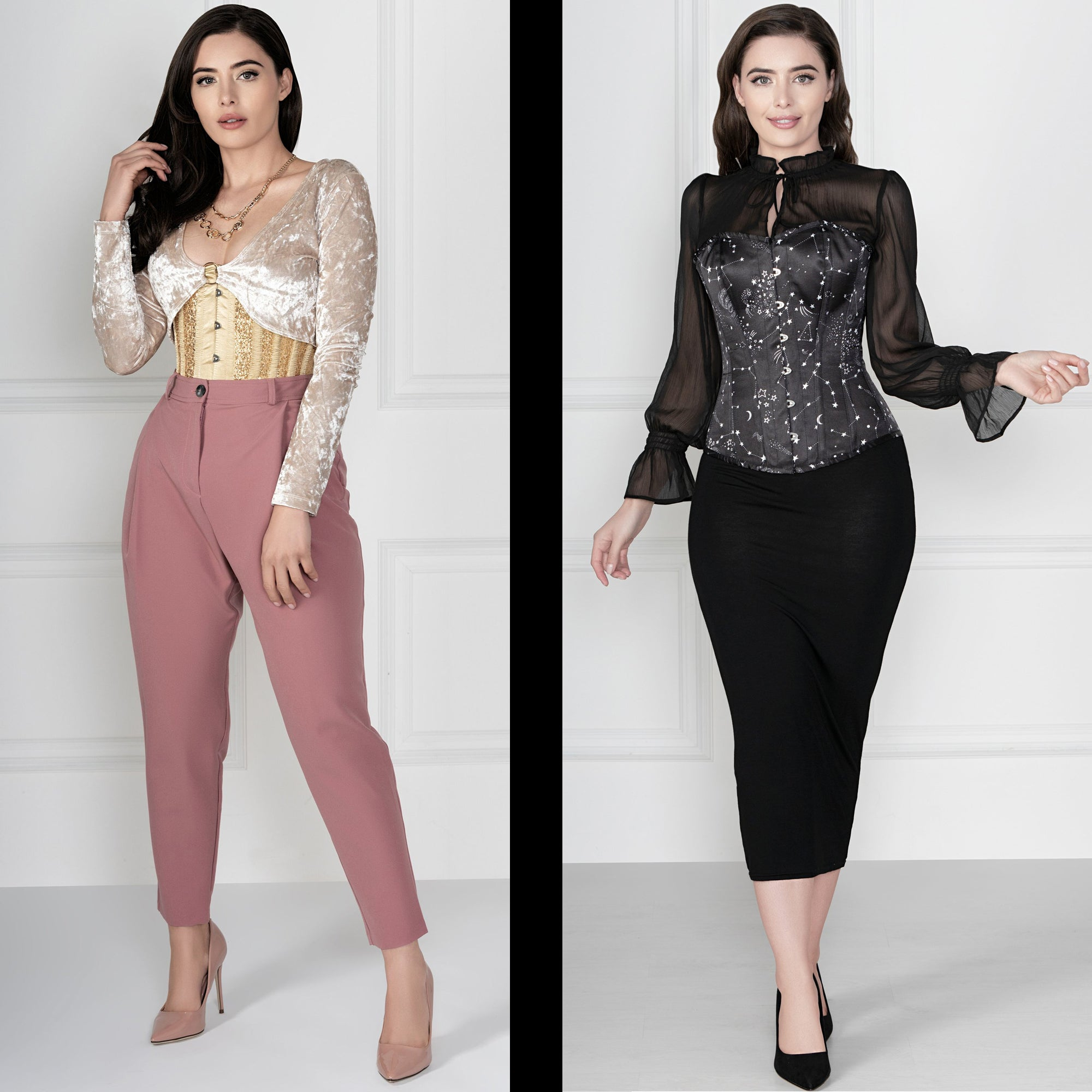 The Full Coverage Corset Style Guide