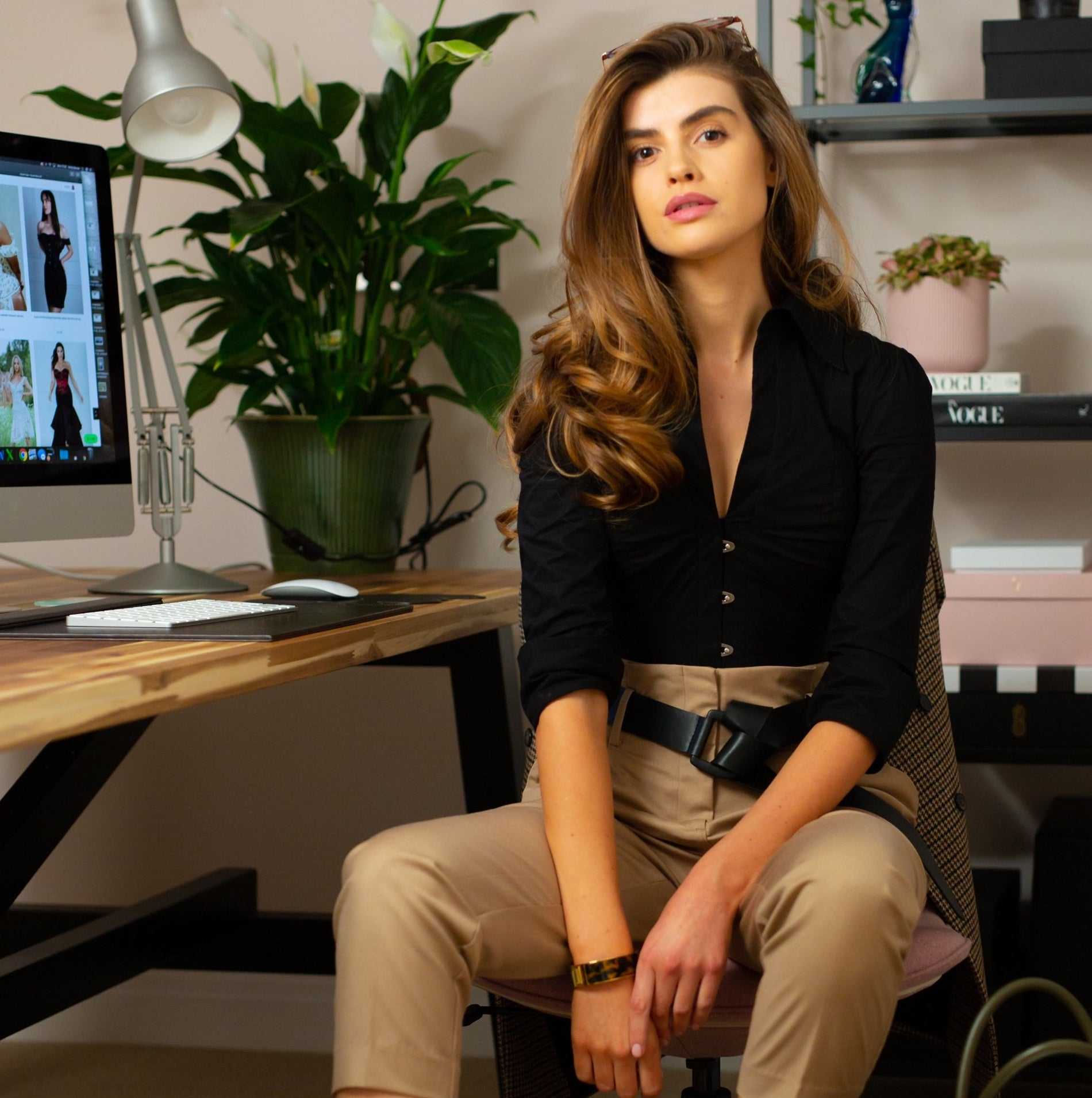 Corsets and posture: meet your new WFH essential