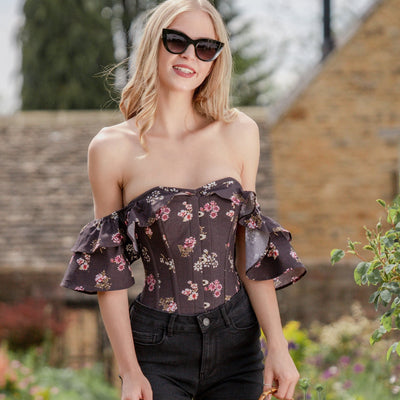 How To Incorporate Corsets Into Your Wardrobe This Spring