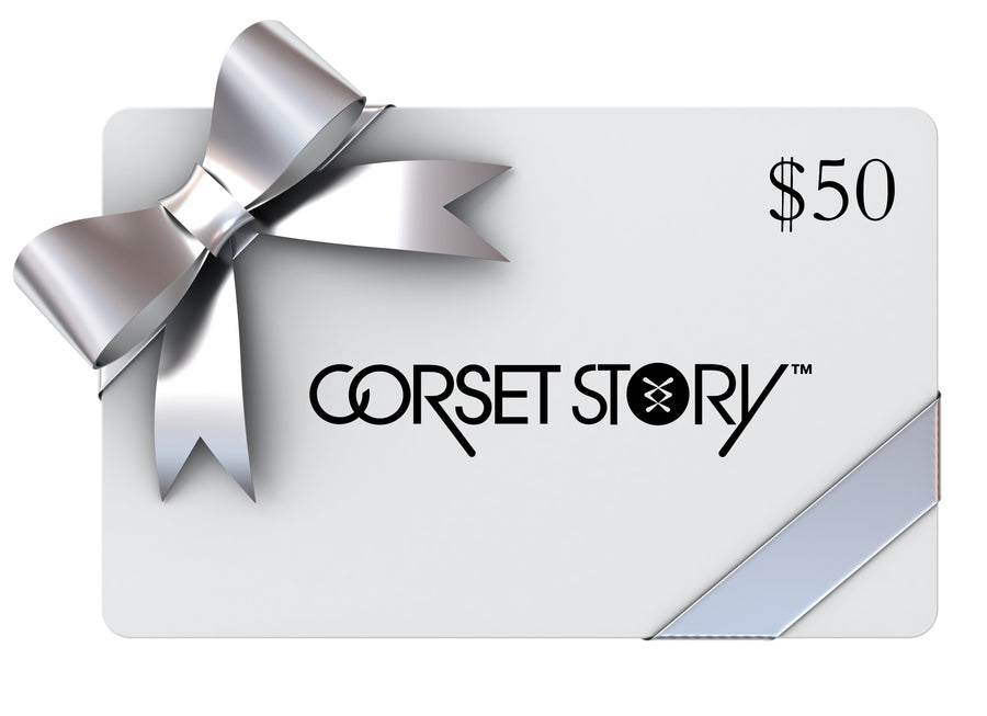 $50 Corset Story Gift Card