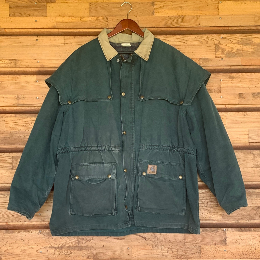 1990s Carhartt Duster Jacket - C.G. Harrison & Co