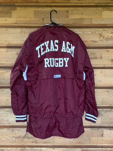 Modern Texas A&M Rugby Jacket - C.G. Harrison & Co