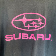 Load image into Gallery viewer, Vintage Black Subaru T-Shirt