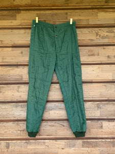 1980s Sears Thinsulate 3M Thermal Pants - C.G. Harrison & Co