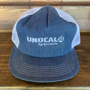 1970s Deadstock Unocal 76 Agriculture Trucker Hat