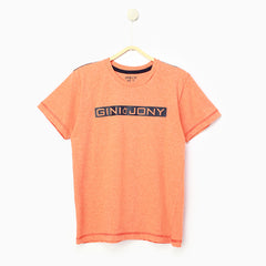 Persimmon Orange T-Shirt Pack Of-2