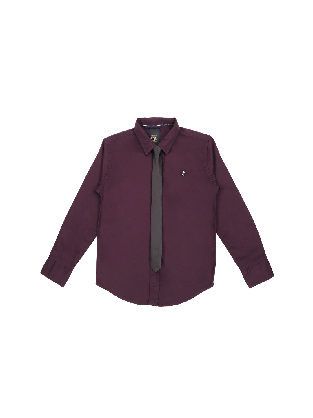 Boysenberry Shirt