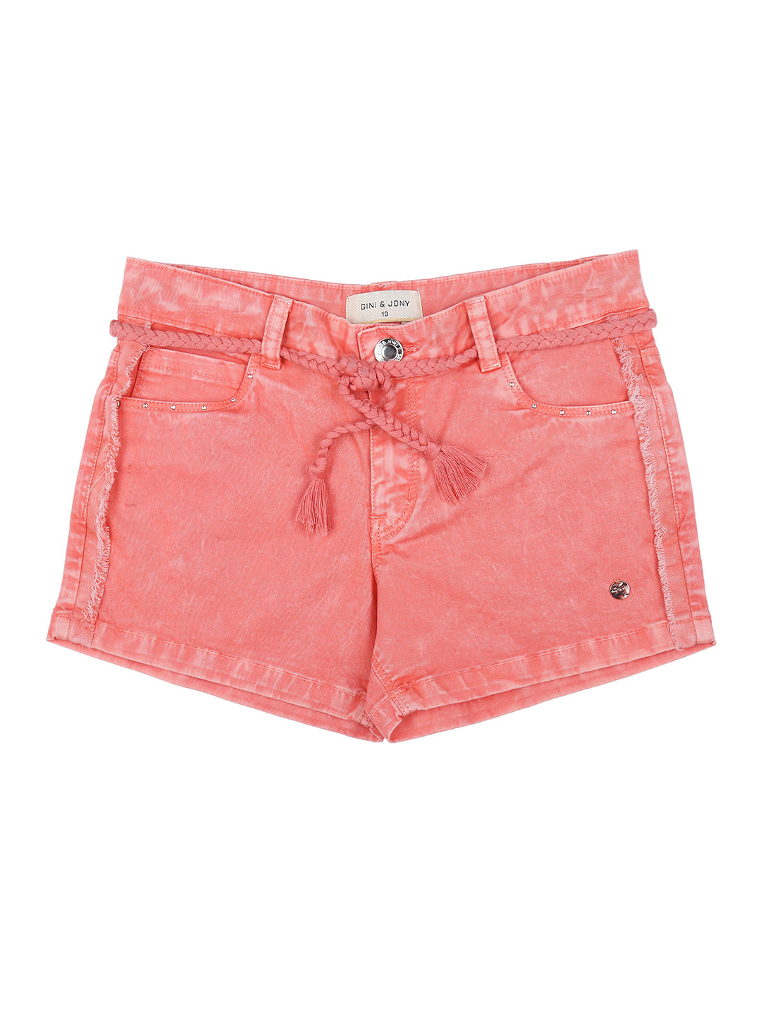 Peach Nectar Shorts