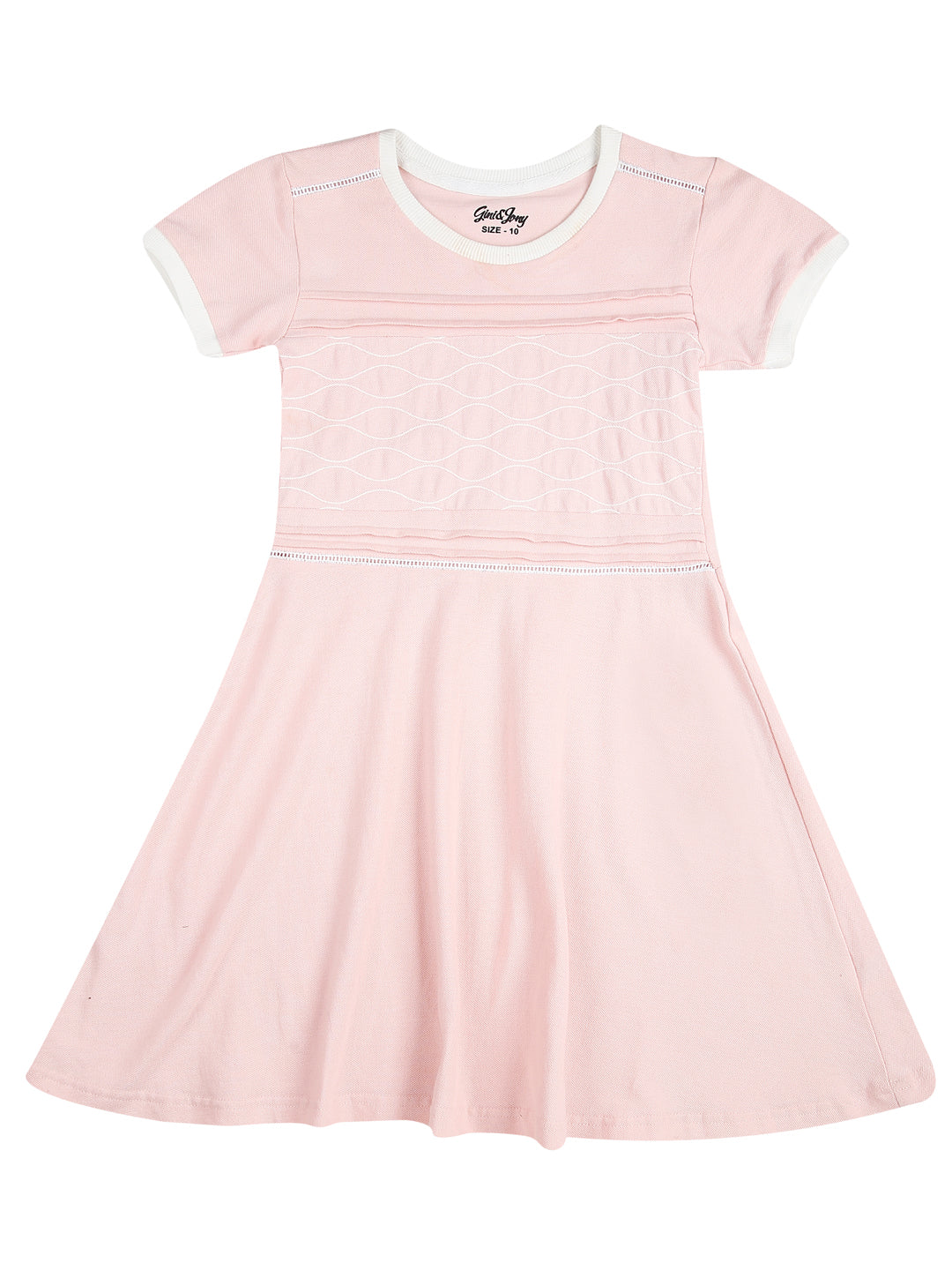 English Rose Girls Dress