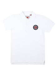 Bright White Polo T-Shirt
