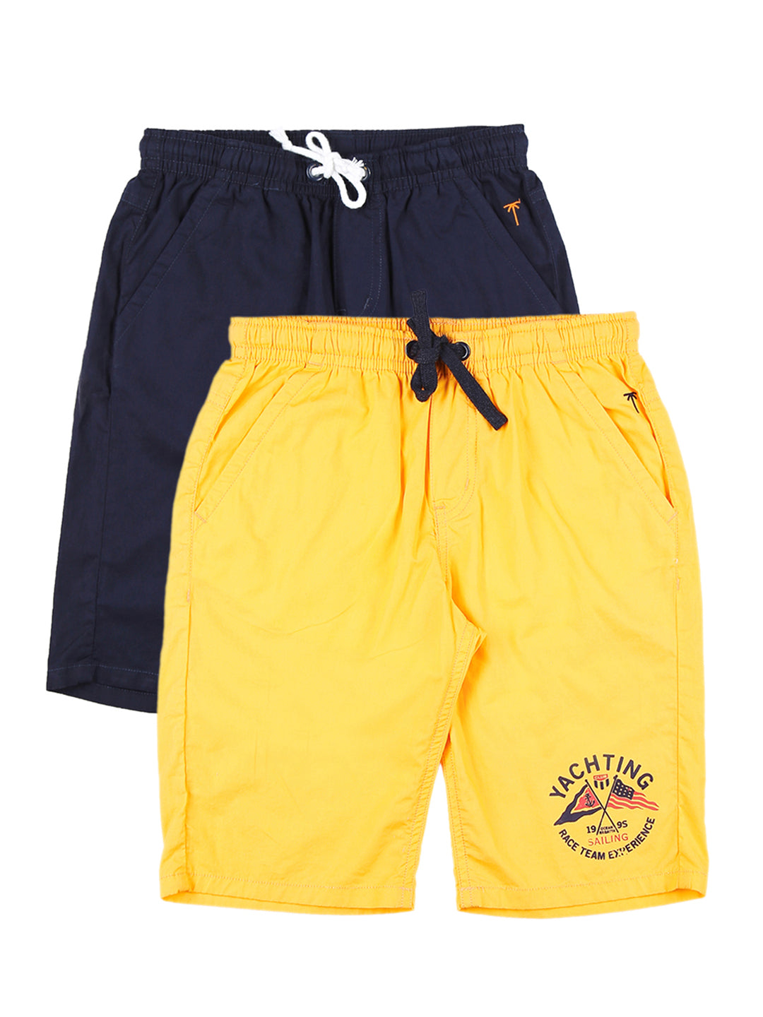Pack of 2 Bermudas