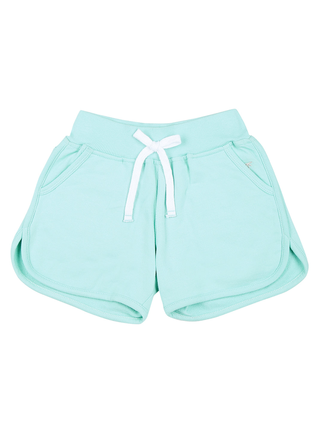 Blue Girls Hot Shorts
