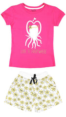 Egret Shorts Set