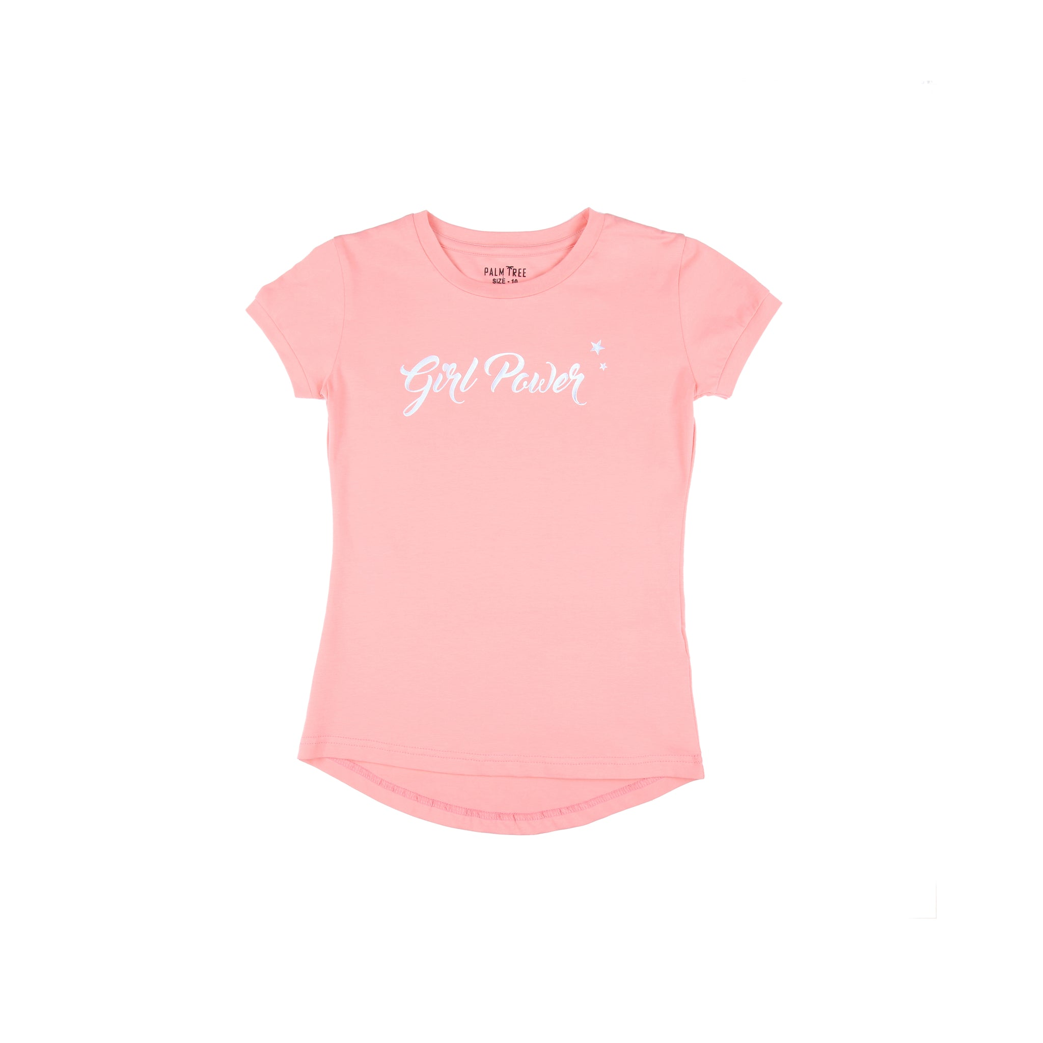 Girl Power Pink Top
