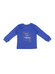 Dazzling Blue Knits Top Pack Of-2