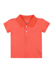 Flame Scarlet Polo T-Shirt