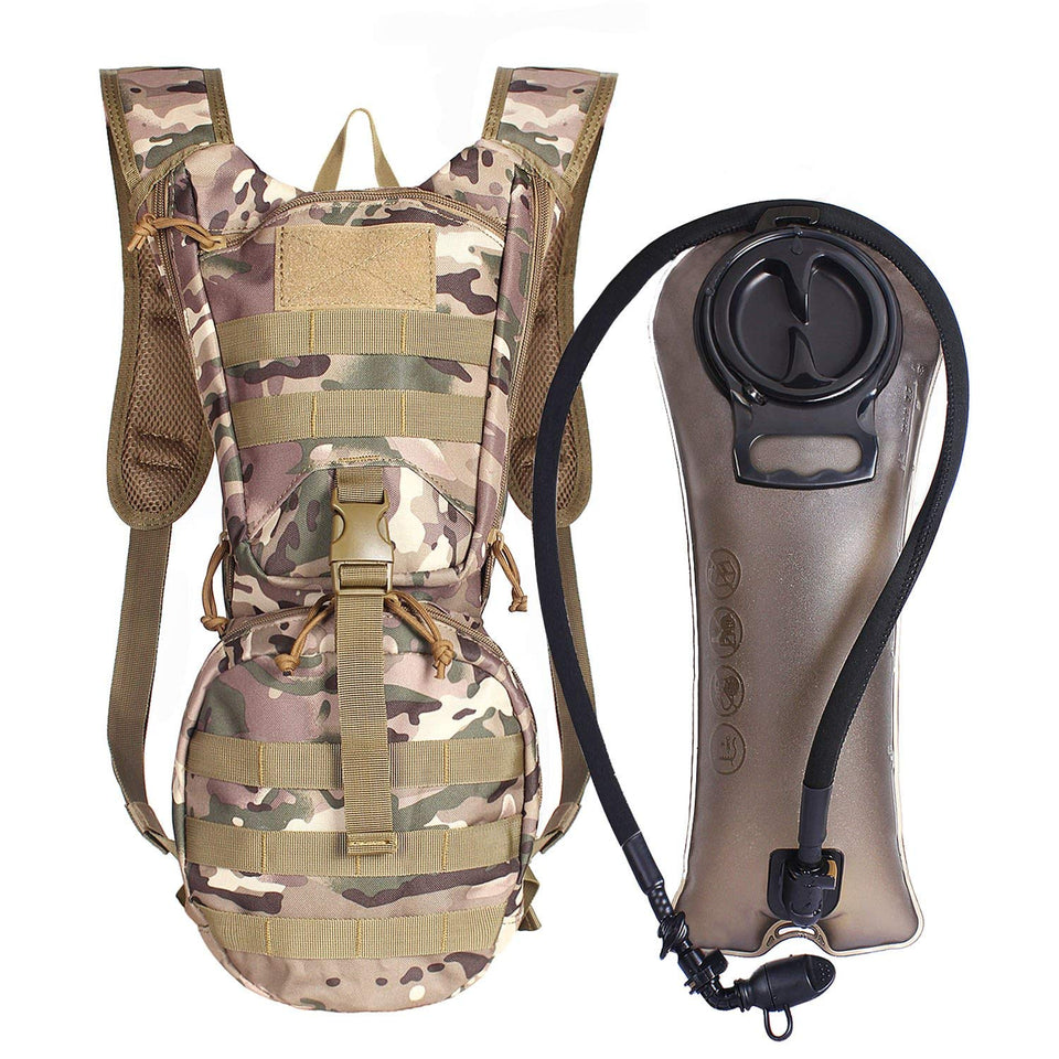 Survival Backpack with Water Reserve