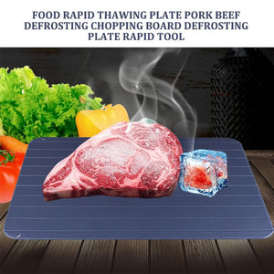 Advanced Thawing Plate