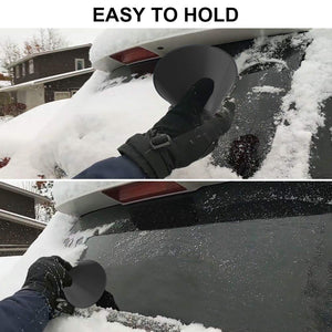 Magic Car Ice Scraper
